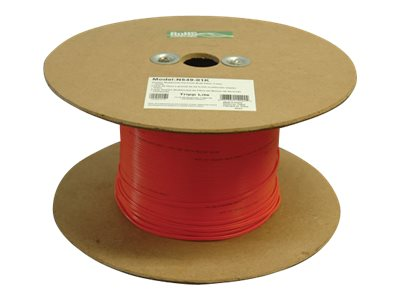 Tripp Lite Bulk Fiber Optic Cable, 62.5 125, Duplex, Multimode, Orange, 1000ft, N549-01K, 11916487, Cables