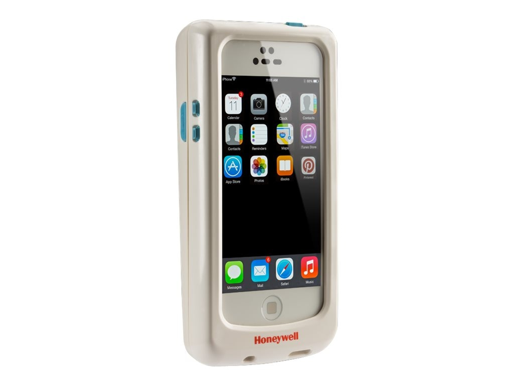 Honeywell Captuvo SL62 Enterprise Sled Enclosure for iPhone 5, SL42-033302-H-K, 18340003, Bar Code Scanners
