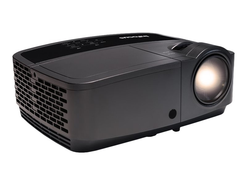 InFocus IN119HDx Full HD DLP Projector, 3200 Lumens, Black