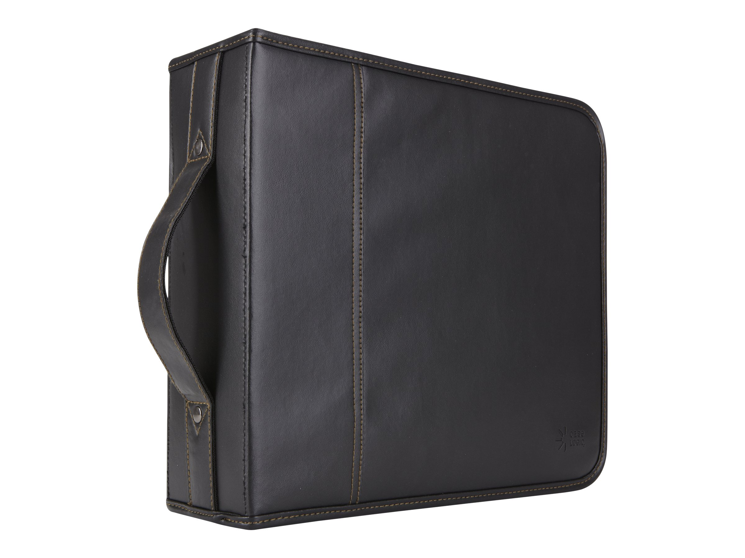 Case Logic CD Wallet; 208 Disc Capacity - Black Koskin