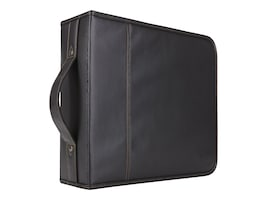 Case Logic CD Wallet; 208 Disc Capacity - Black Koskin, KSW-208, 223255, Media Storage Cases