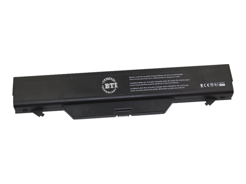 BTI Battery for HP Probook 4510S 4515S 4710S, HPPB4510S15X6