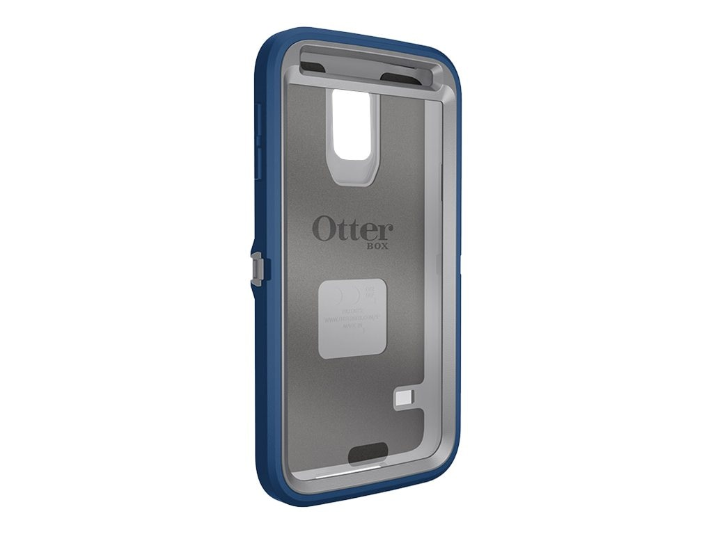 OtterBox Defender for Samsung Galaxy S5, Blueprint, 77-39172, 17688770, Carrying Cases - Phones/PDAs