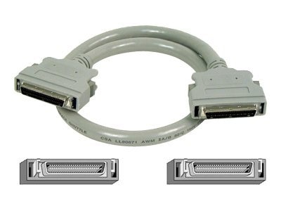 Belkin Pro Series External SCSI II Cable (HDDB50M HDDB50M), 20ft, F2N968-20, 243746, Cables
