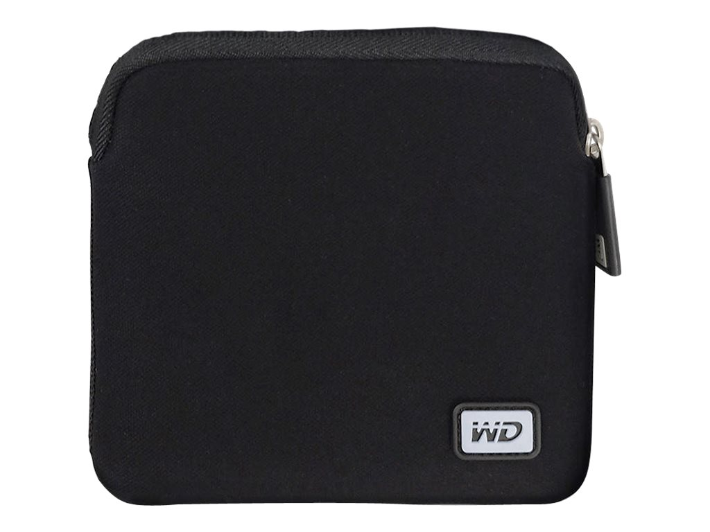 WD Neoprene Carrying Case for My Passport Wireless Pro w  Pocket, US