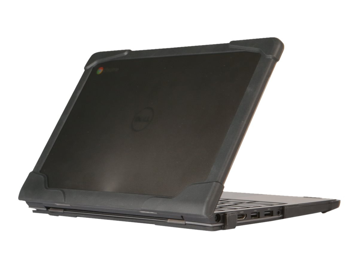 Max Cases Extreme Shell for Dell 11 CB, Gray, DL-ES-CB1-11-GRY