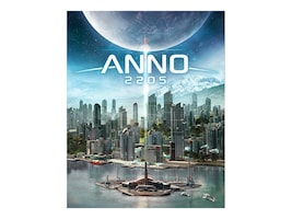 UBI Soft Anno 2205 PC, UBP60801064, 30572000, Software - Computer Games