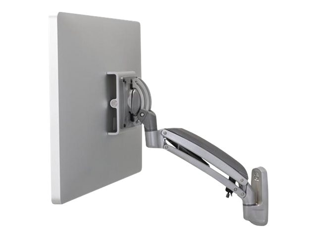 Chief Manufacturing Kontour K1W Dynamic Wall Mount, 1 Monitor - Silver (TAA Compliant)