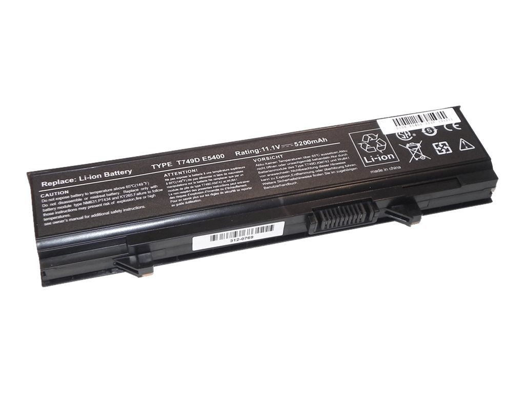 Ereplacements 9-Cell Battery for Dell E6410 M4500