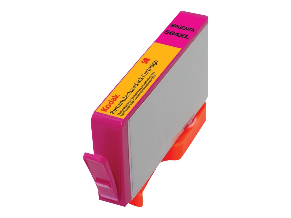 Kodak CN686WN Magenta Ink Cartridge for HP, CN686WN-KD, 31286507, Ink Cartridges & Ink Refill Kits