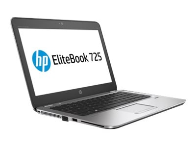 HP EliteBook 725 G3 1.8GHz A10 Pro 12.5in display, T1C13UT#ABA