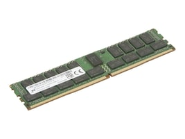 Supermicro 32GB PC4-19200 288-pin DDR4 SDRAM RDIMM, MEM-DR432L-CL02-ER24, 33857334, Memory