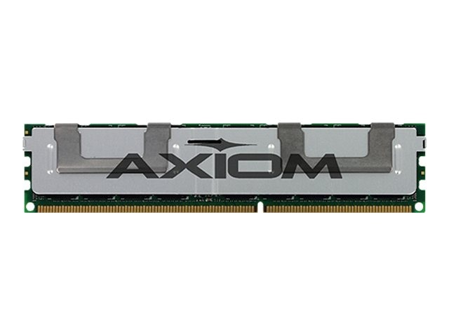 Axiom 16GB PC3-12800 240-pin DDR3 SDRAM RDIMM for Select ProLiant Models, 672631-B21-AX, 14346441, Memory