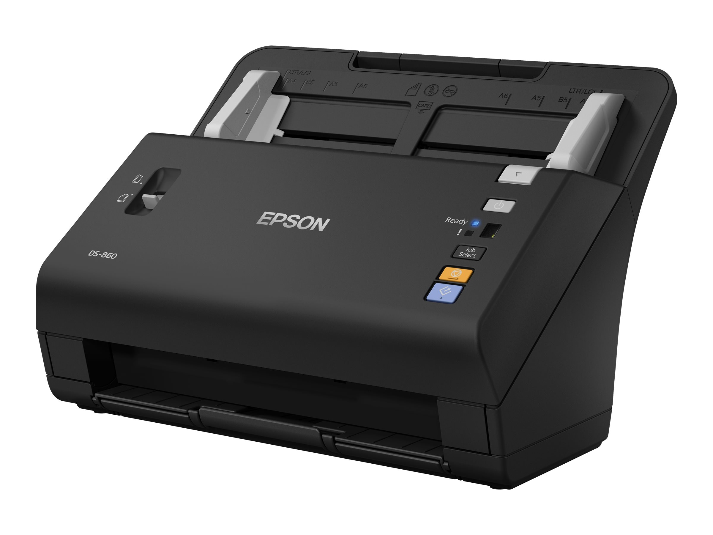 Epson WorkForce DS-860 65ppm 80-page ADF Document Scanner - $1099 less instant rebate of $300.00, B11B222201, 16959494, Scanners