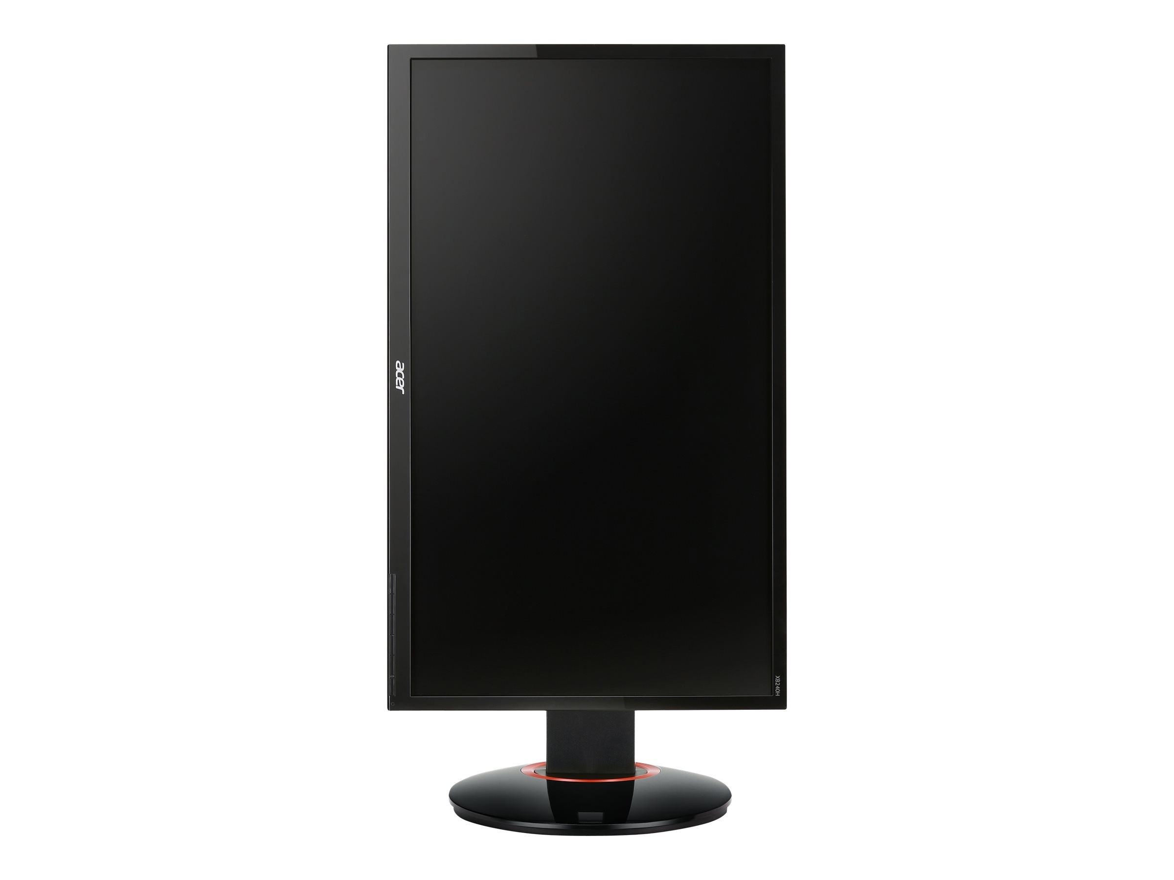 Acer 24 XB240H Abpr Full HD LED-LCD Monitor, Black, UM.FB0AA.A01, 18386212, Monitors - LED-LCD
