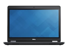 Dell Latitude E5470 Core i5-6440HQ 2.6GHz 4GB 500GB ac BT WC 4C 14 HD W7P64-W10P, 81WT9, 31564773, Notebooks