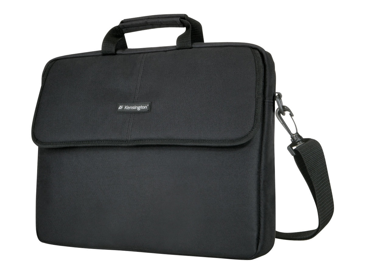 Kensington SP10 15.4 Classic Sleeve, K62562US, 8807520, Carrying Cases - Notebook