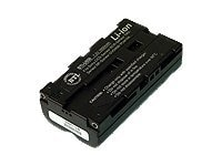 BTI Battery, Lithium-Ion, 7.4V, 1800mAh, for Numerous Hitachi, Panasonic, JVC, RCA Devices, U550, 7927335, Batteries - Camera