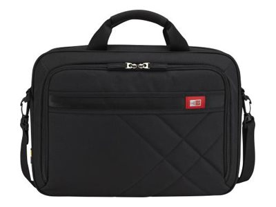 Case Logic 15.6 Laptop and Tablet Case, Black