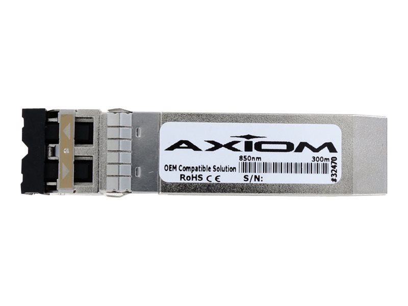 Axiom 10GBase-SR SFP+ XCVR ET5402-SR Transceiver for Edgecore, ET5402-SR-AX