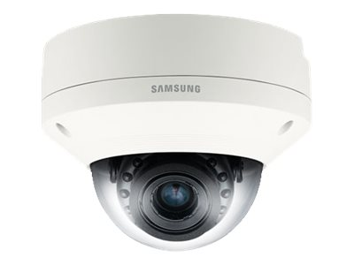 Samsung 1.3MP 720p HD Vandal-Resistant Network Dome Camera