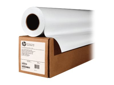 HP 42 x 200' Everyday Matte Polypropylene Paper, 3-in Core, D9R29A