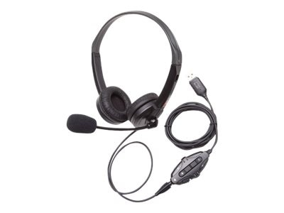 Califone GH131 XBox 1, PS4 & PC Gaming Headset via ErgoGuys, GH131