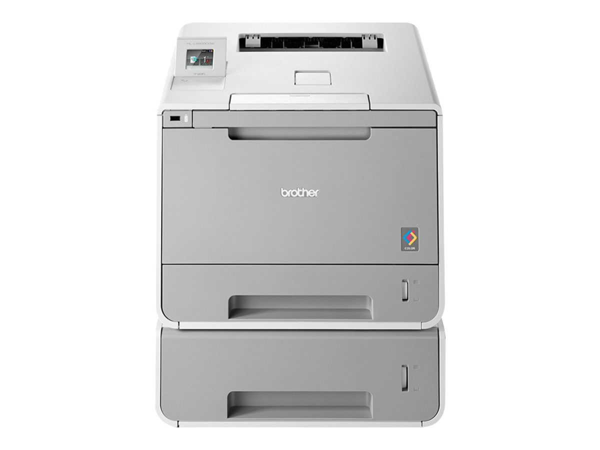 Brother HL-L9200CDWT Color Laser Printer, HL-L9200CDWT, 17363799, Printers - Laser & LED (color)