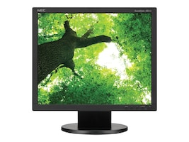 NEC 17 AS172-BK LED-LCD Monitor, Black, AS172-BK, 16757219, Monitors