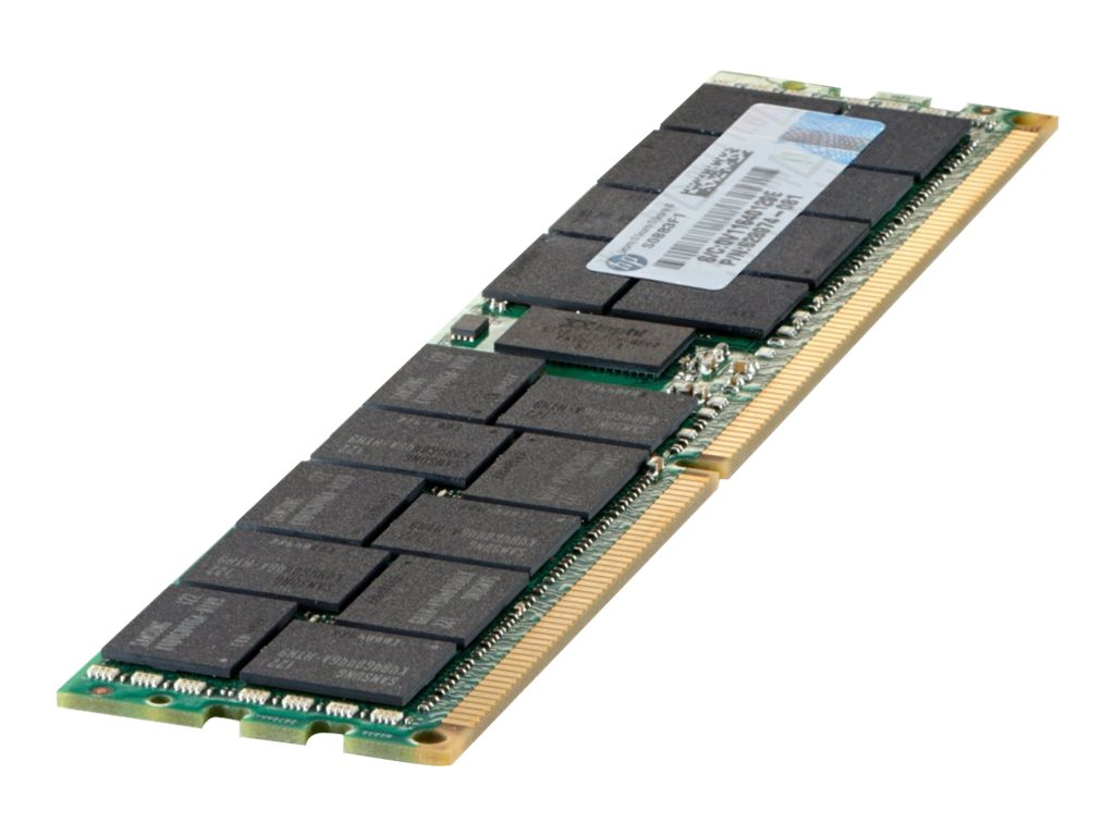 HPE SmartMemory 4GB PC3L-10600R DDR3 SDRAM Memory Module for Select HP Servers, 647893-B21