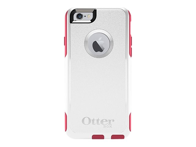 OtterBox Commuter Series for iPhone 6 4.7, Neon Rose, 77-50219, 17786134, Carrying Cases - Phones/PDAs