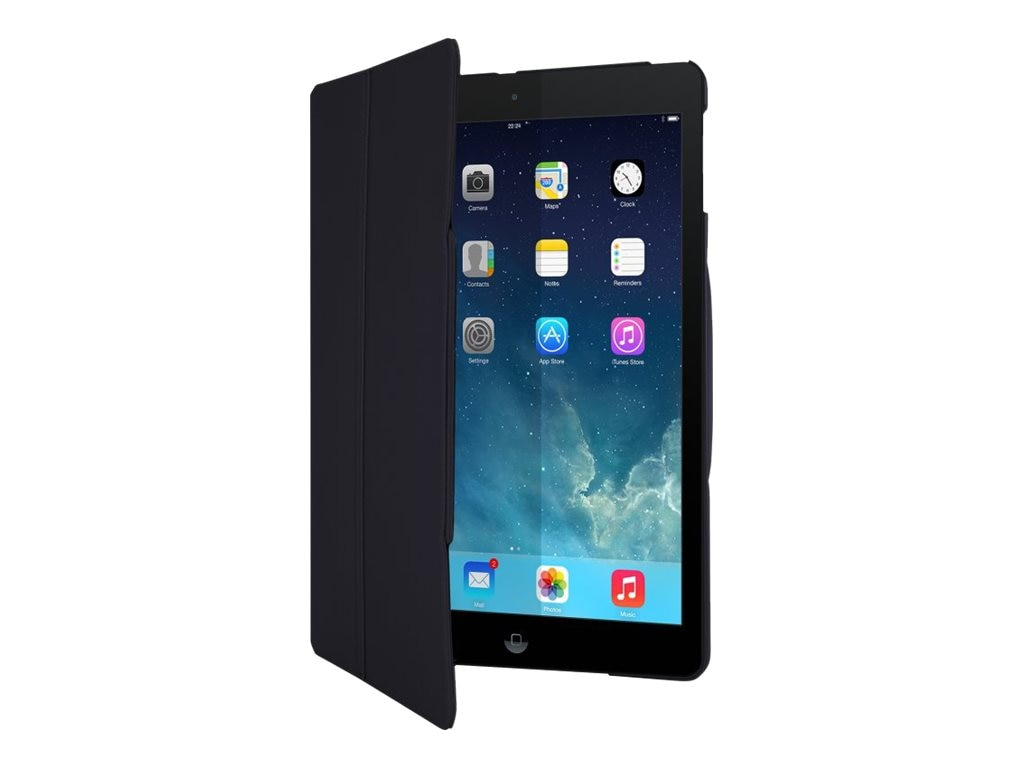 Targus Flipview Case for iPad Air 5th Generation 9.7, Midnight Blue, THD03901US, 16282428, Carrying Cases - Tablets & eReaders