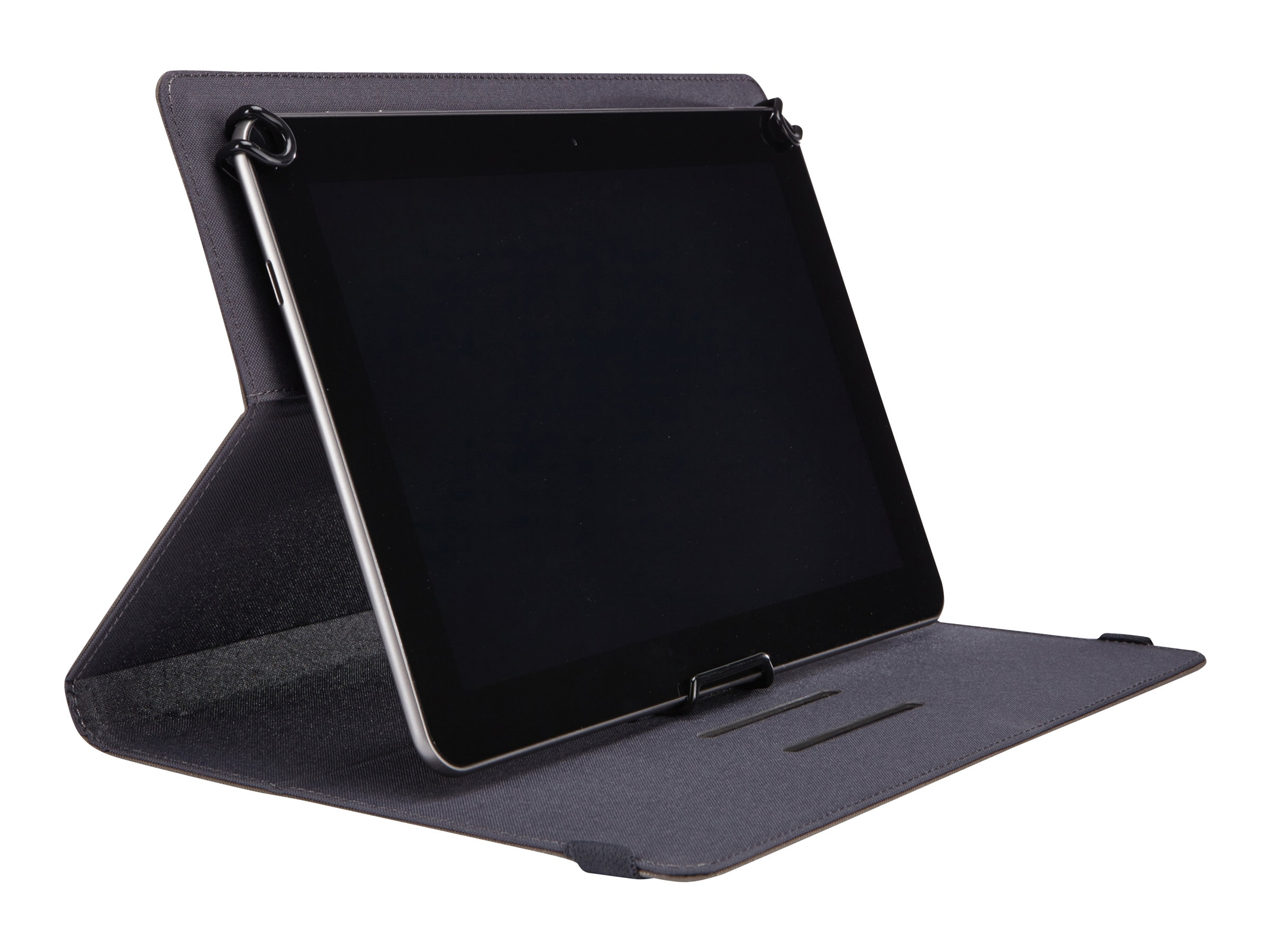 Case Logic SureFit Folio for 9-10 Tablet, Morel, UFOL-210MOREL, 16815731, Carrying Cases - Tablets & eReaders