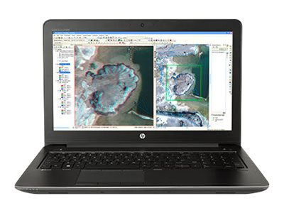 HP ZBook 15 I7-6700HQ 2.6GHz 32GB 512GB 15.6