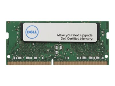 Dell 16GB PC4-19200 260-pin DDR4 SDRAM SODIMM for Select Models, SNP821PJC/16G