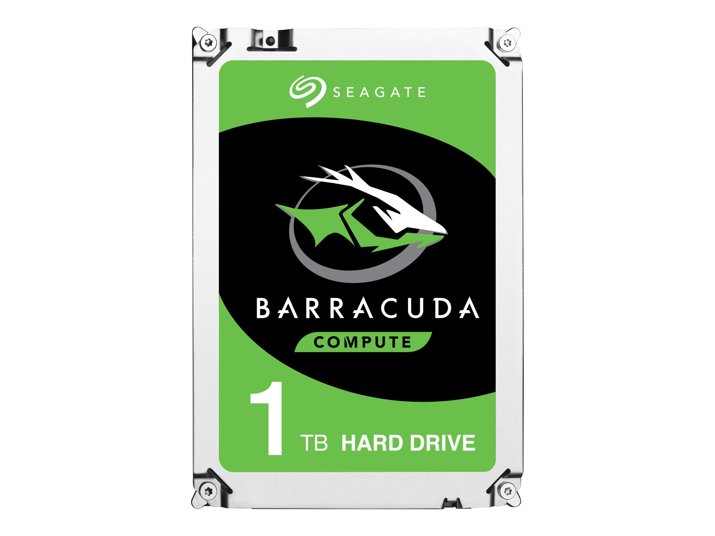 Seagate 1TB BarraCuda SATA 6Gb s 2.5 7mm Internal Hard Drive, ST1000LM048