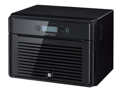 BUFFALO 48TB TeraStation 5800DN SATA NAS, TS5800DN4808, 19021602, Network Attached Storage