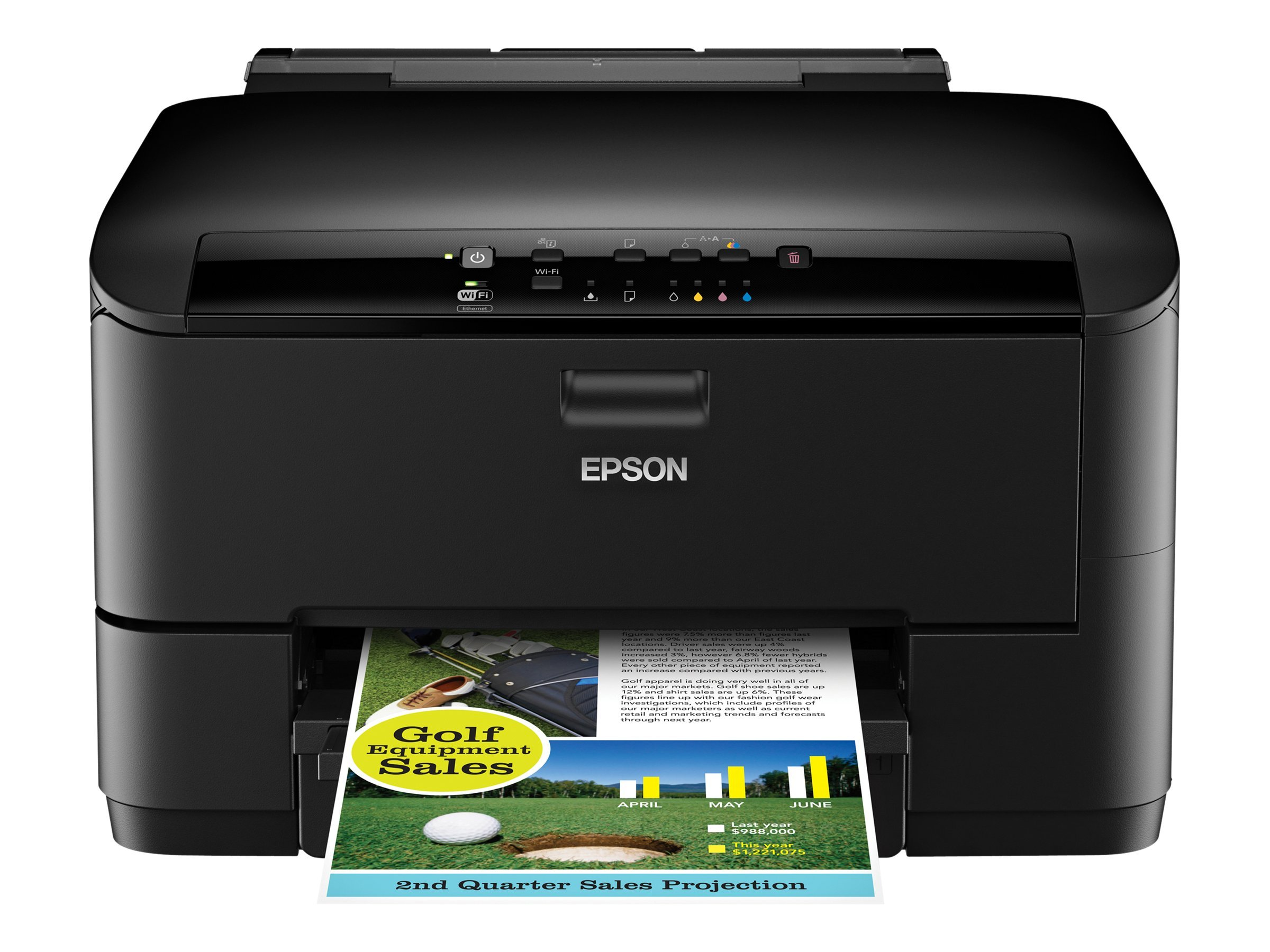 Epson WorkForce Pro WP-4020 Inkjet Printer - $149.99 less instant rebate of $37.00, C11CB30201
