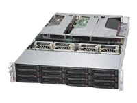 Supermicro Barebones, SuperServer 6028UX-TR4 (Complete System Only)