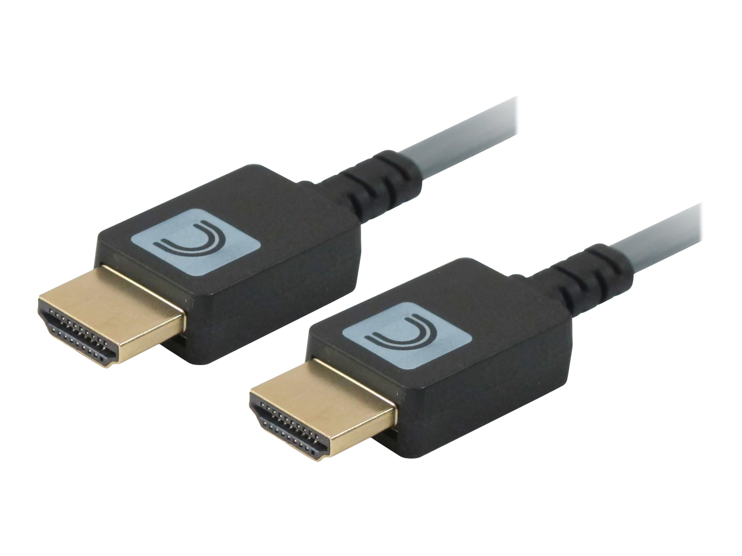 Comprehensive Active Optical Plenum HDMI M M Cable, 50ft