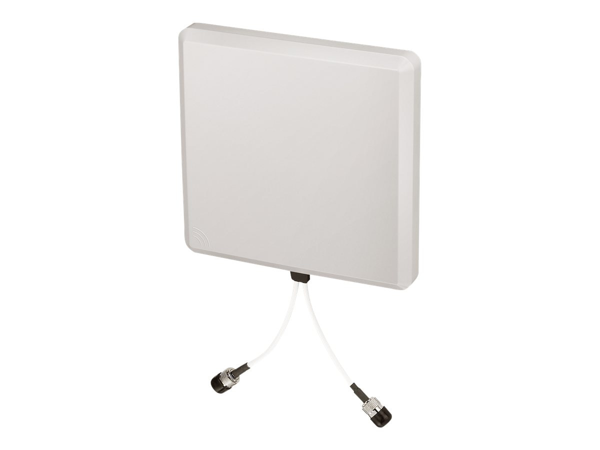 Zyxel 1313 2.4GHZ 13DBI Outdoor Antenna MIMO Directional N-Type, ANT1313, 16529179, Wireless Antennas & Extenders