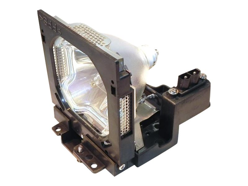 Ereplacements Front projector lamp for Sanyo PLC-EF30, PLC-EF31, PLC-EF32, PLC-XF30, PLC-XF31, POA-LMP39-ER, 9335886, Projector Lamps