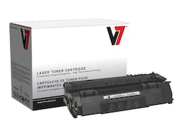 V7 Toner Cartridge for HP LaserJet P2015, P2015d, P2015N, V753A, 11056659, Toner and Imaging Components