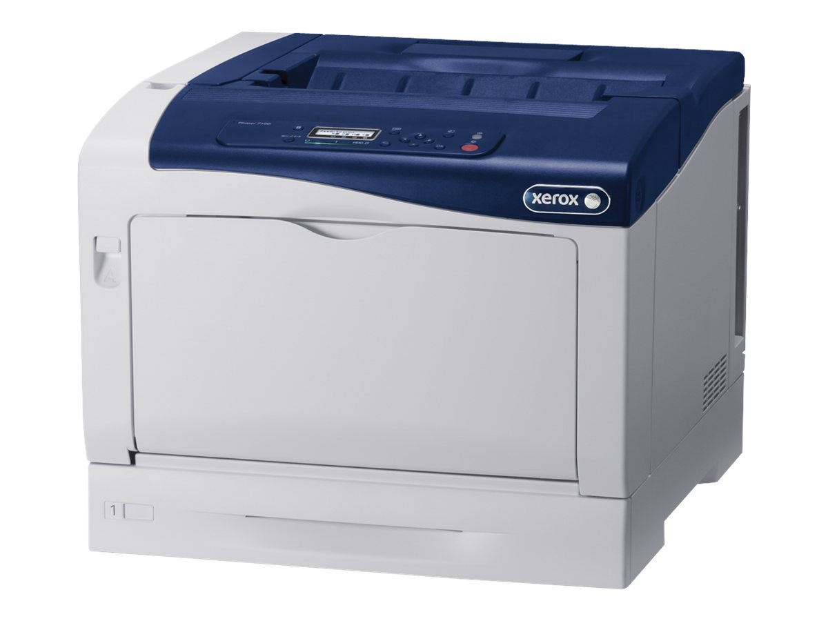 Xerox Phaser 7100 DN Color Printer, 7100/DN, 14731875, Printers - Laser & LED (color)