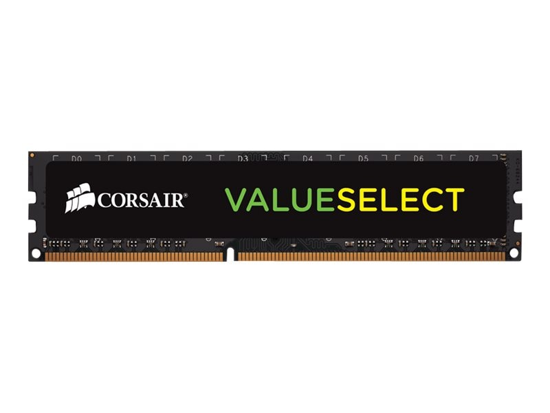 Corsair 2GB PC3-12800 240-pin DDR3 SDRAM DIMM, CMV2GX3M1C1600C11