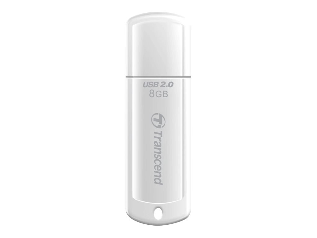 Transcend 8GB JetFlash 370 USB 2.0 Flash Drive, TS8GJF370, 13757361, Flash Drives