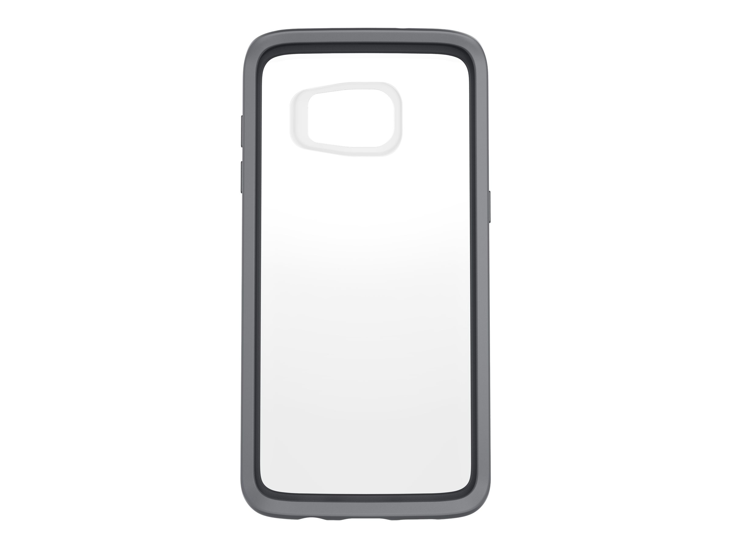 OtterBox Clear Symmetry Series Case for Samsung Galaxy S7 Edge, Gray Crystal