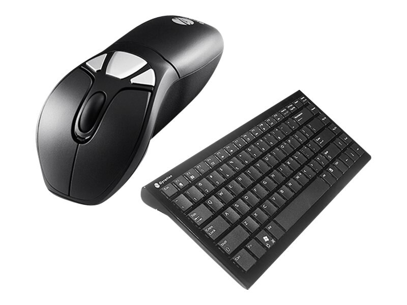 Gyration Air Mouse Go Plus with 88-Key Compact Keyboard, GYM1100CKNA