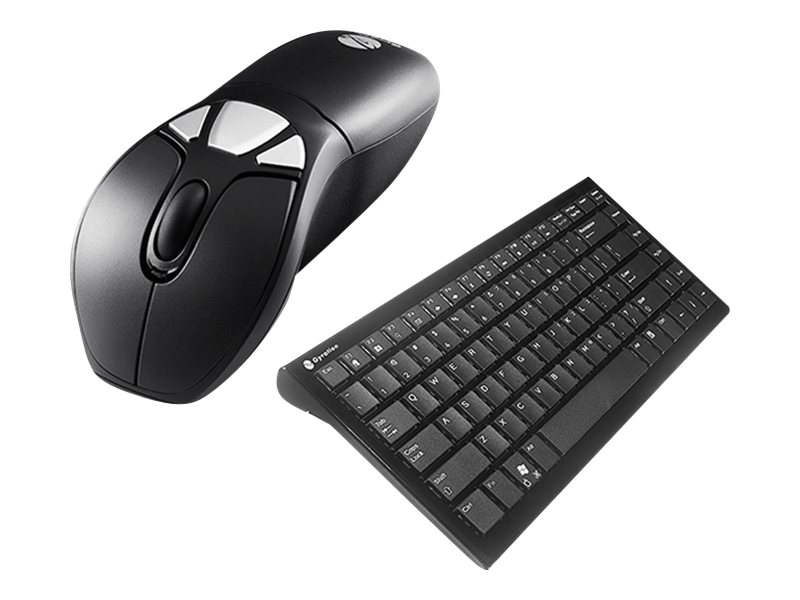 Gyration Air Mouse Go Plus with 88-Key Compact Keyboard