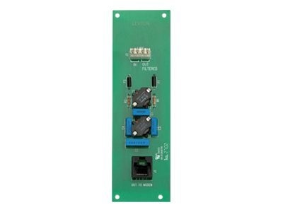 Leviton DSL Filter Board, 47616-DSF, 8158267, Premise Wiring Equipment